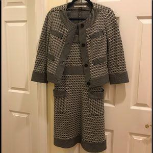 Diane Von Furstenburg Sz  6Dress Sz4 Jacket